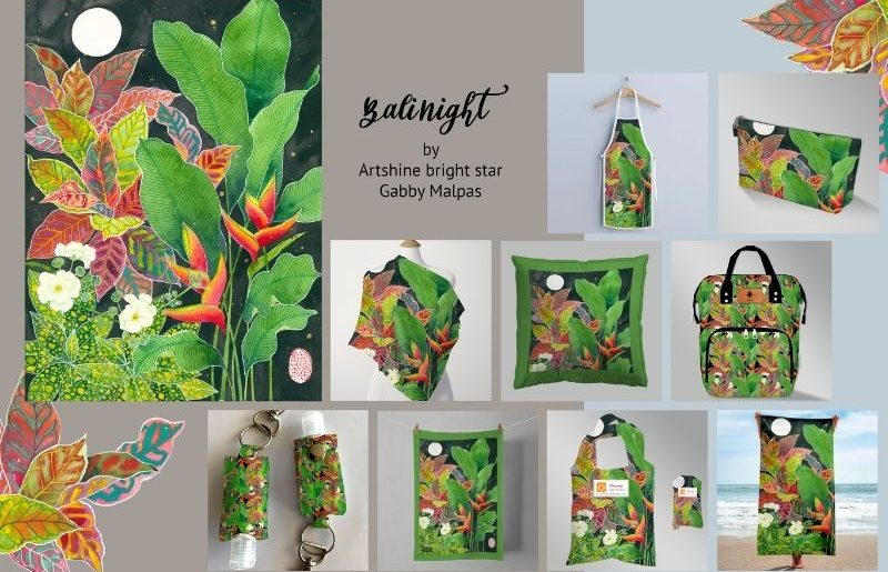 ArtSHINE_Bali Nigh pg1 by GM