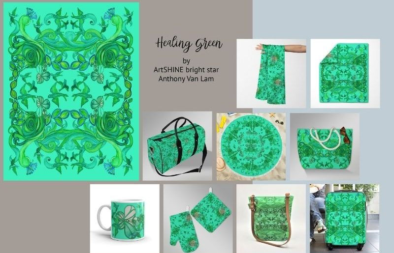 ArtSHINE_Healing Green pg2 by AVL