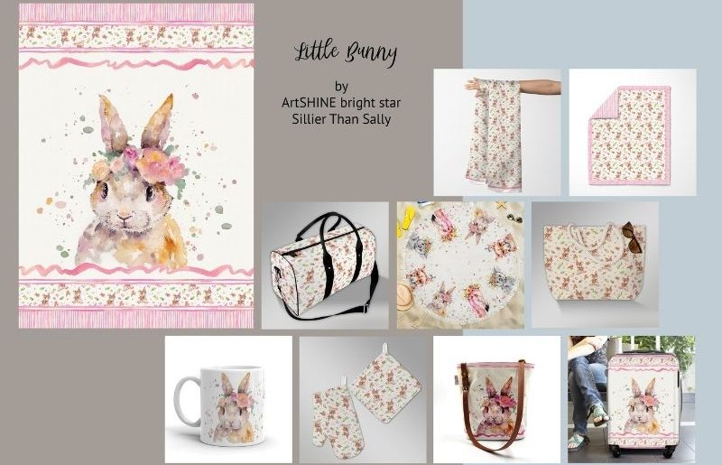ArtSHINE_Little Bunny pg2 by STS