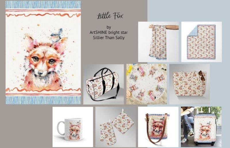 ArtSHINE_Little Fox pg2 by STS