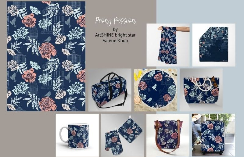 ArtSHINE_Peony Passion pg2 by VK
