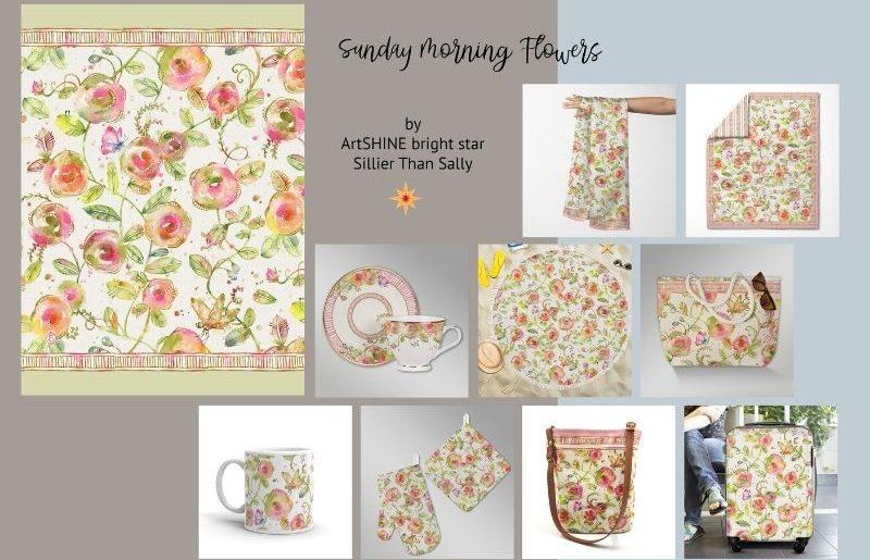 ArtSHINE_Sundays Flowers pg2 by STS